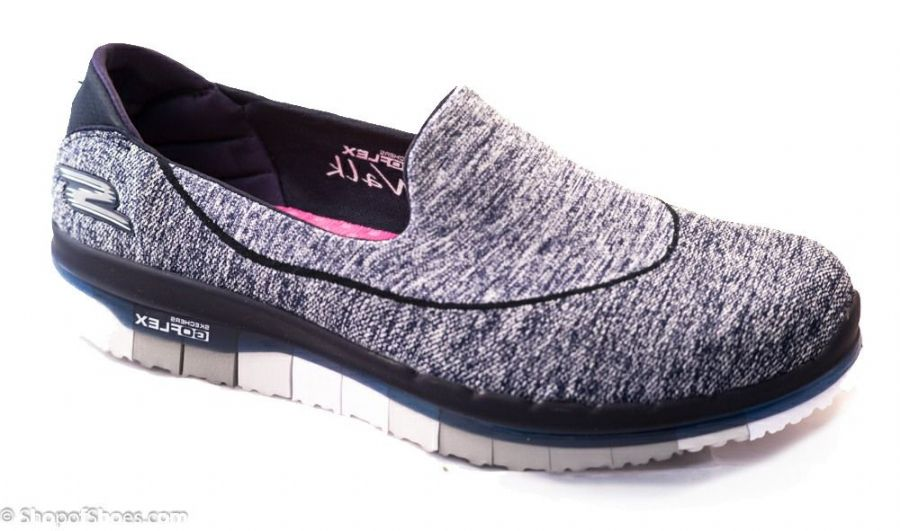 Skechers go walk flex available to try and buy from our shop on the Hampshire Berkshire border near Newbury, Winchester Andover and Basingstoke.